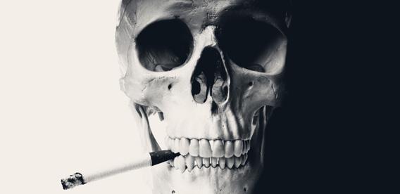 Os cigarros matam
